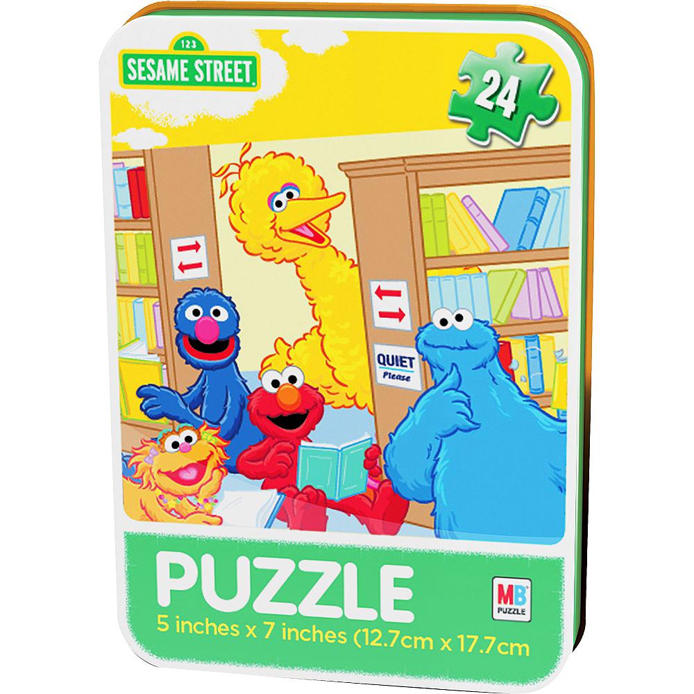 Sesame Street Mini Puzzle 24pc Image #1