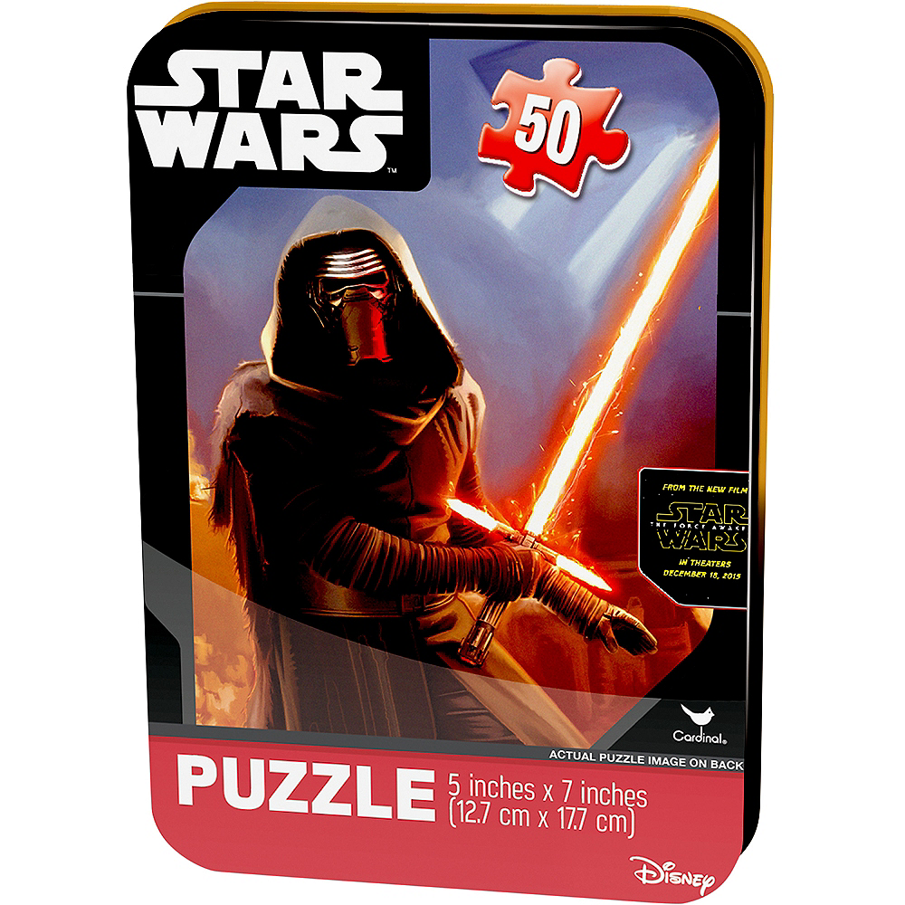 Star Wars Puzzle Tin 50pc Image #1