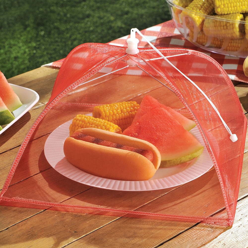 Picnic Party Mesh Food Covers 3ct Image #2