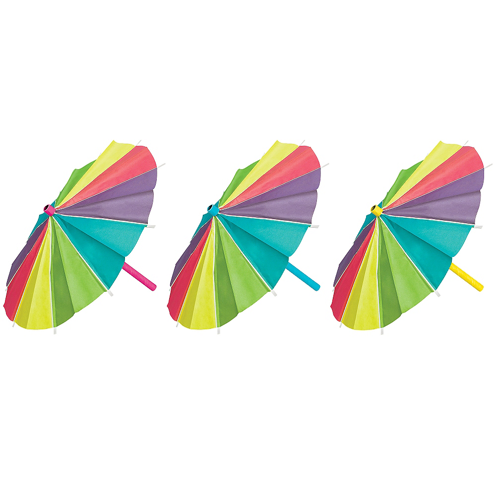 Decorative Umbrellas 3ct Image #1