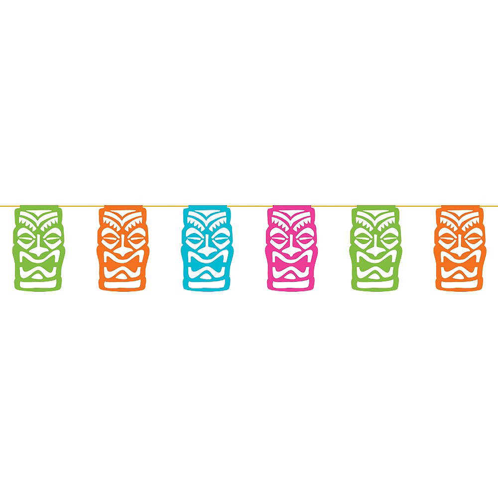 Tiki Flag Banner Image #1