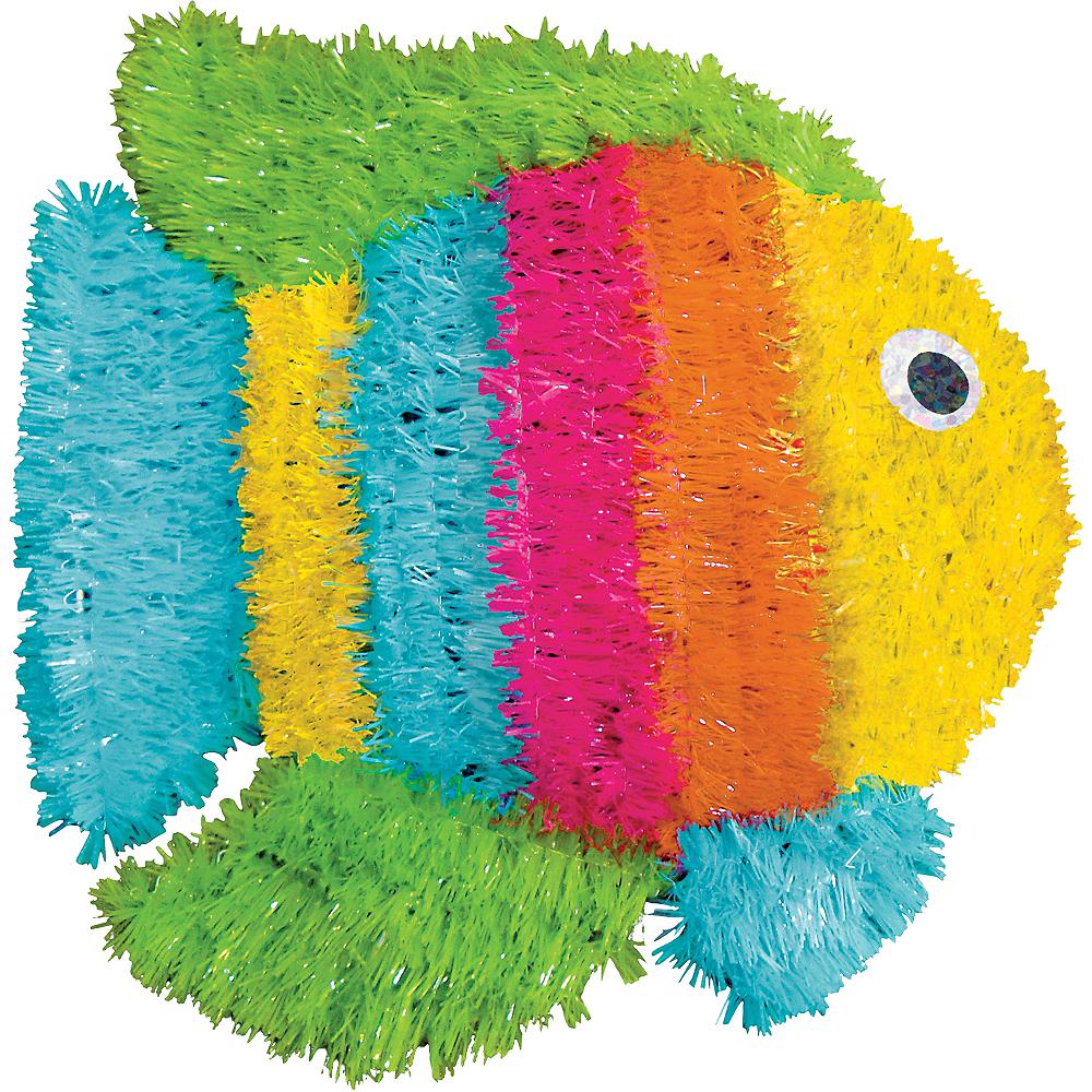 Tinsel Fish Decoration Image #1
