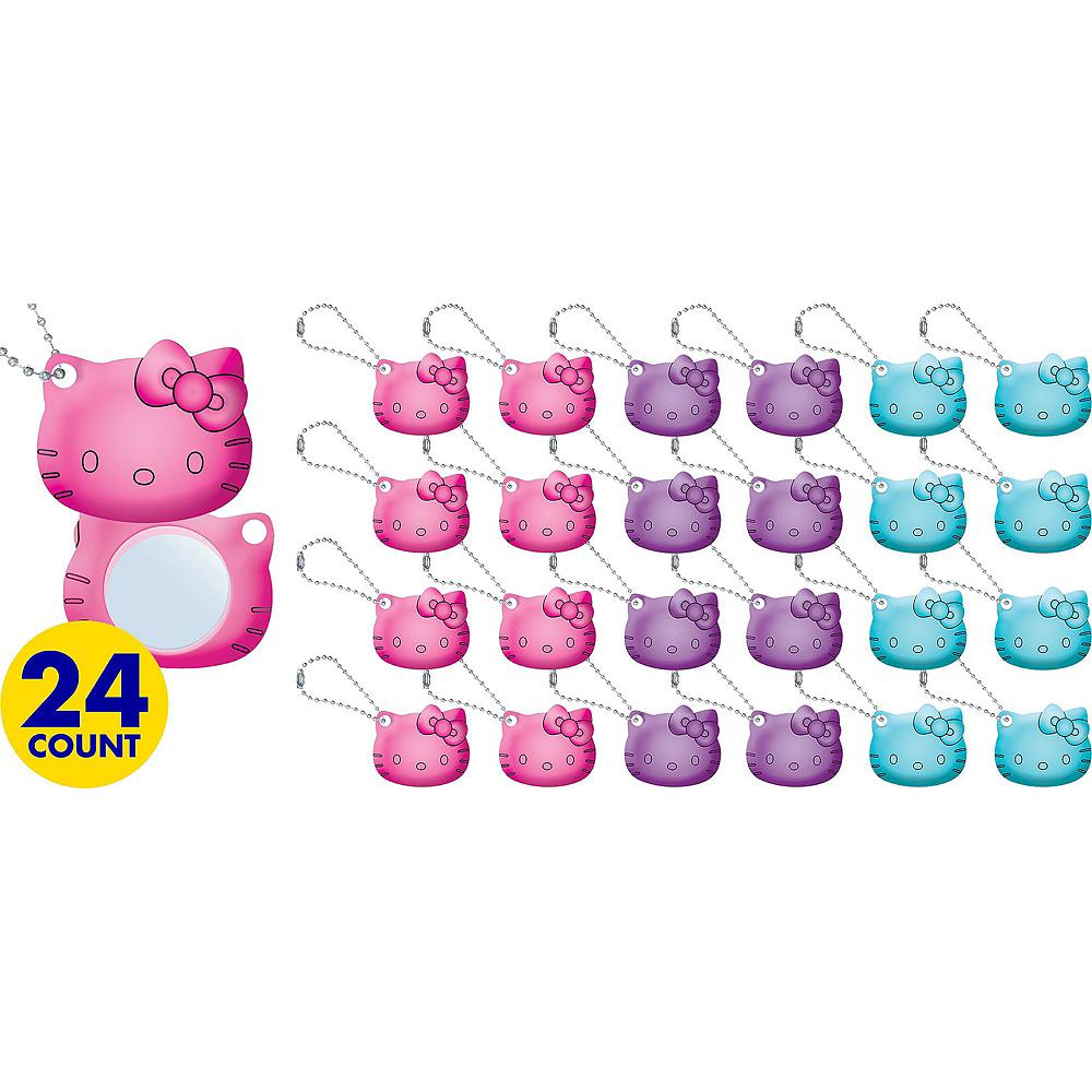 Rainbow Hello Kitty Keychain 24ct Image #2