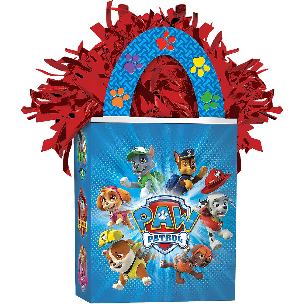Nav Item for Paw Patrol Balloon Weight Image #1