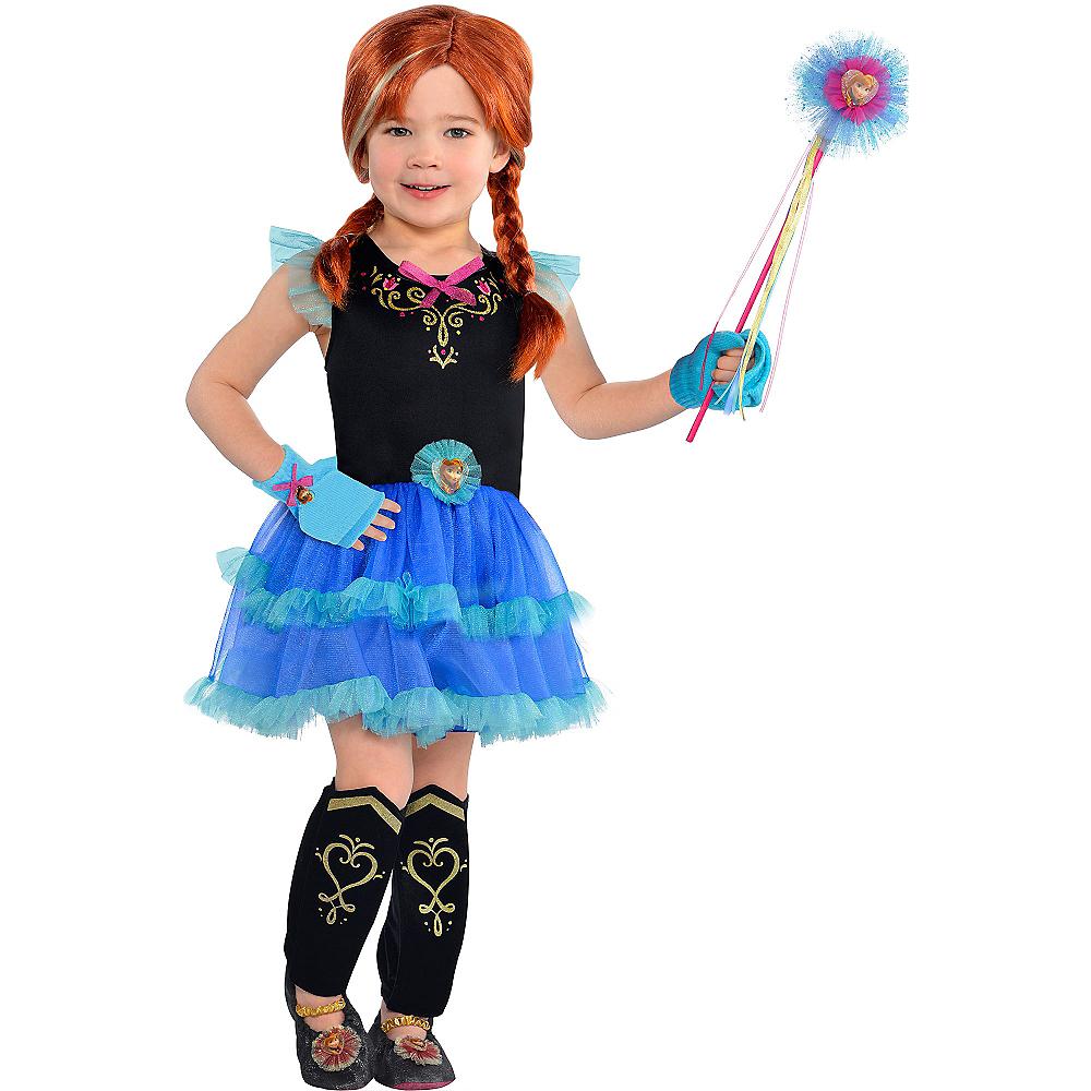 Girls Tutu Anna Costume - Frozen Image #1