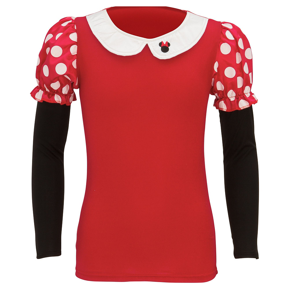 Teen Girls Dancing Minnie Mouse Costume Image #4