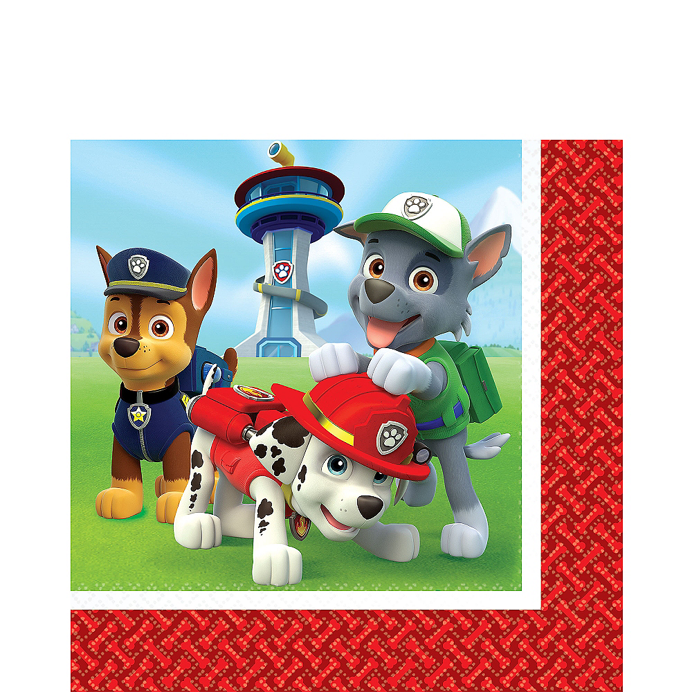 PAW Patrol Lunch Napkins 16ct