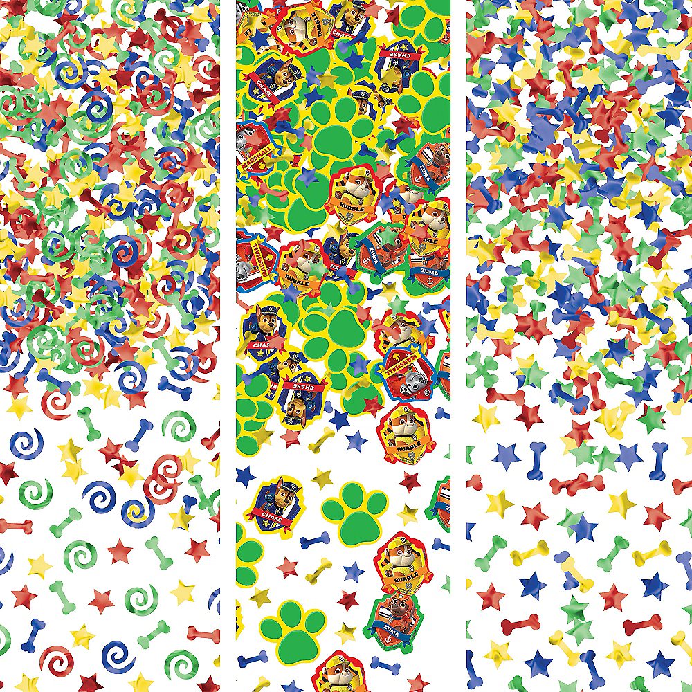 PAW Patrol Confetti Image #1