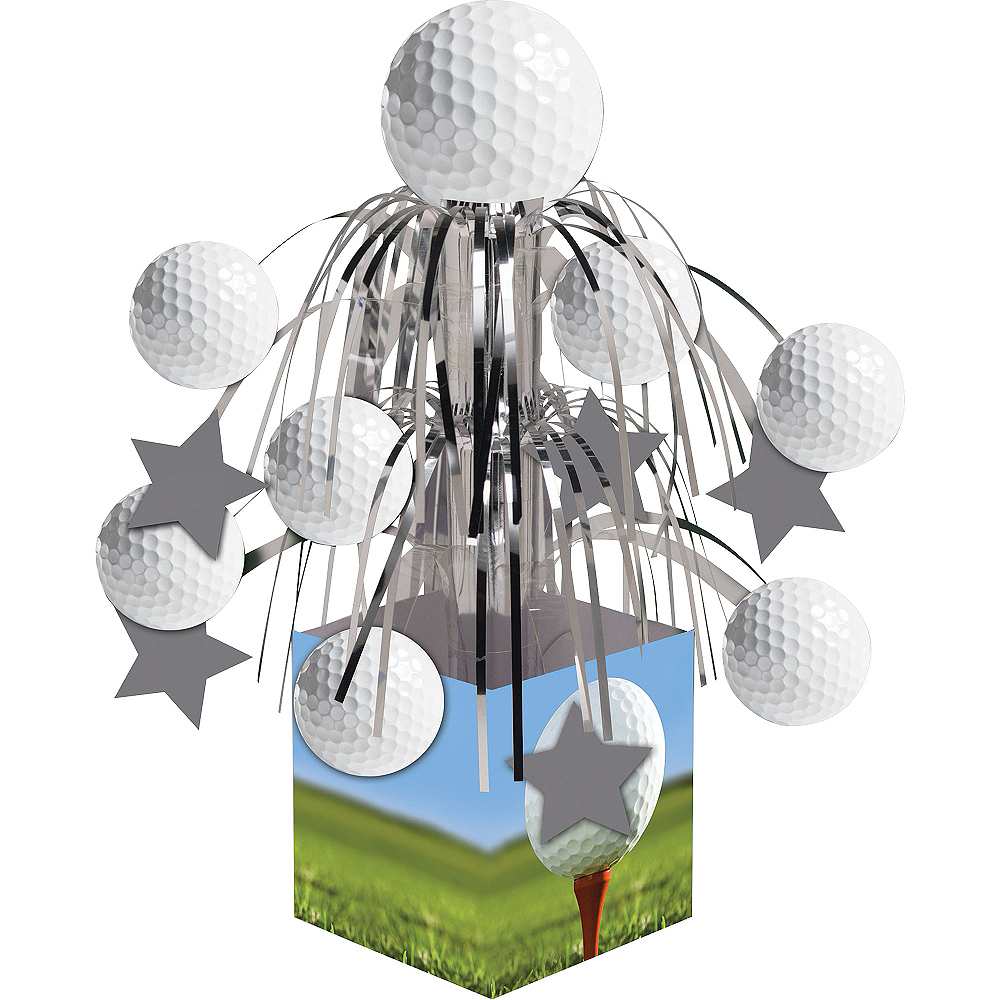 Golf Cascade Centerpiece Image #1