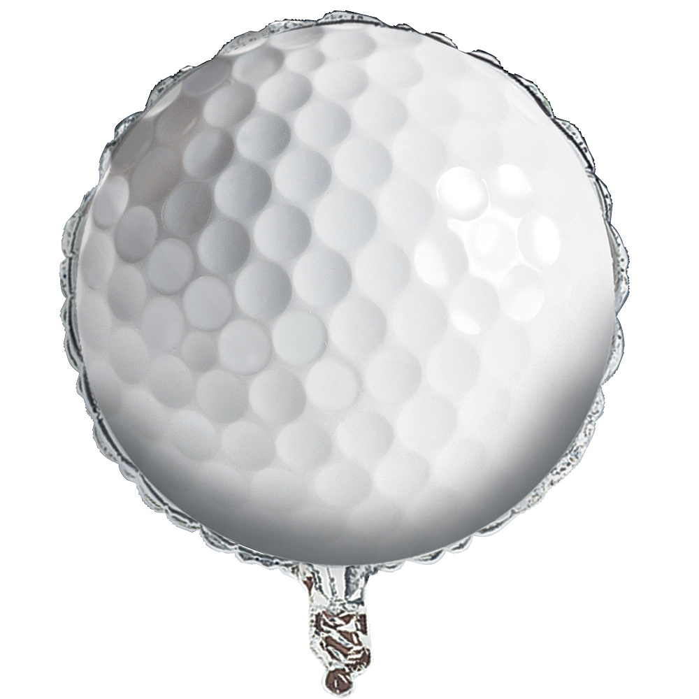 Golf Ball Balloon Image #1