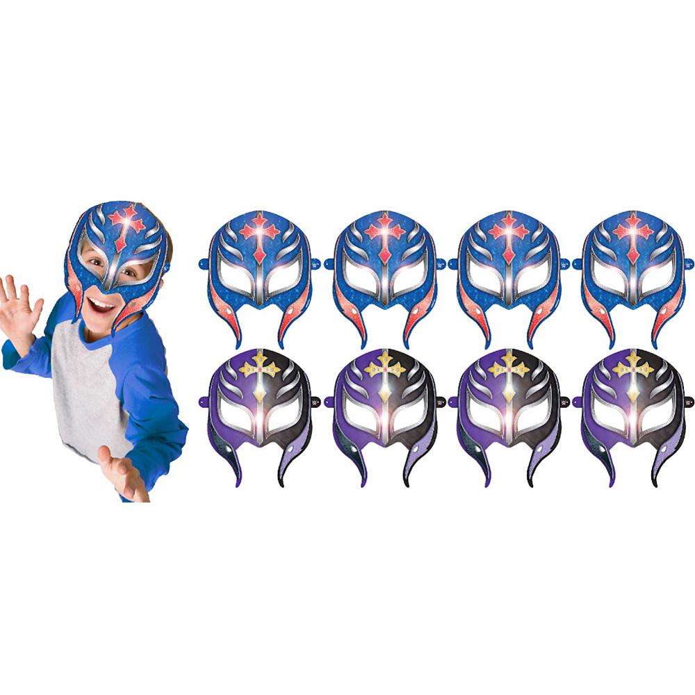 WWE Masks 8ct Image #1