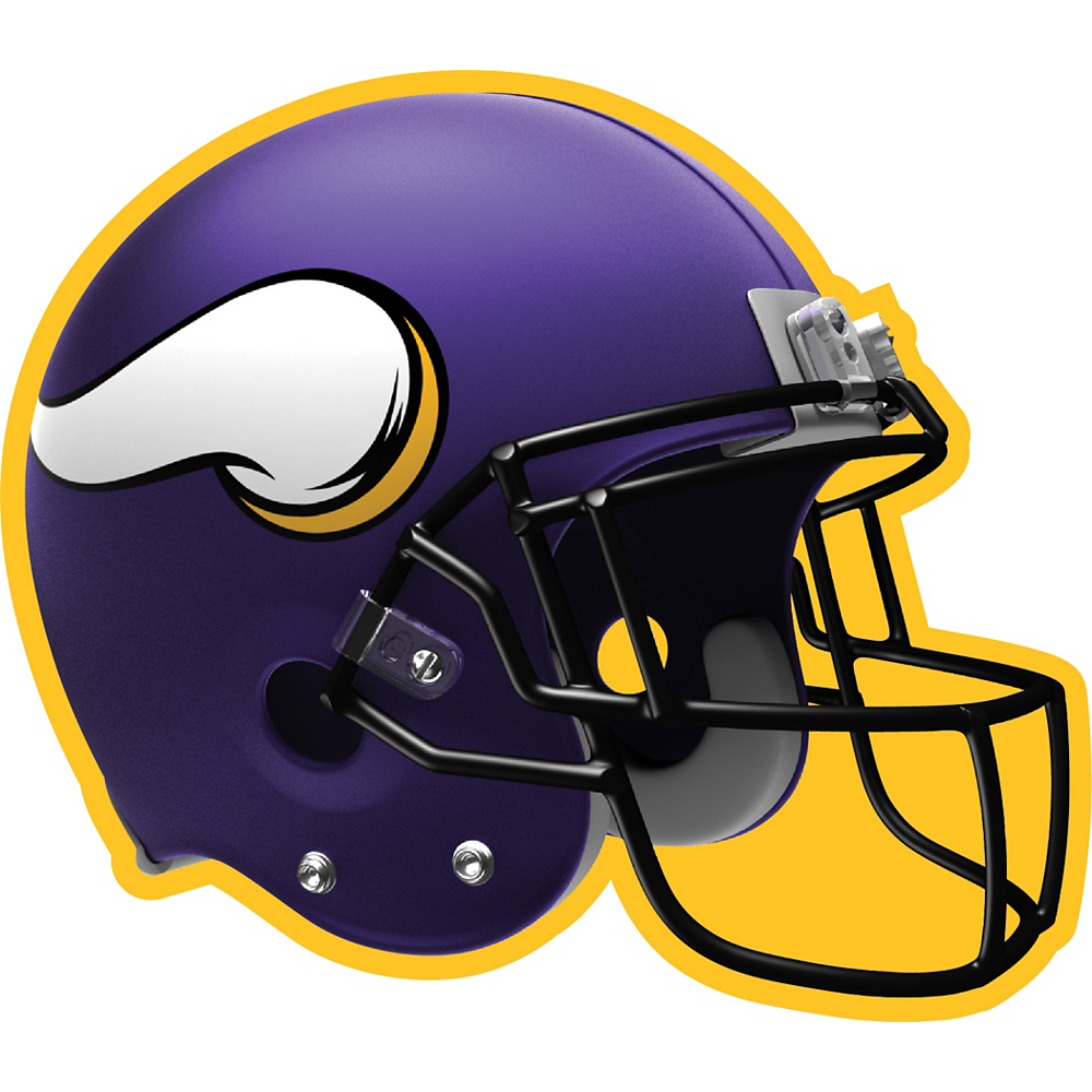Minnesota Vikings Cutout Image #1