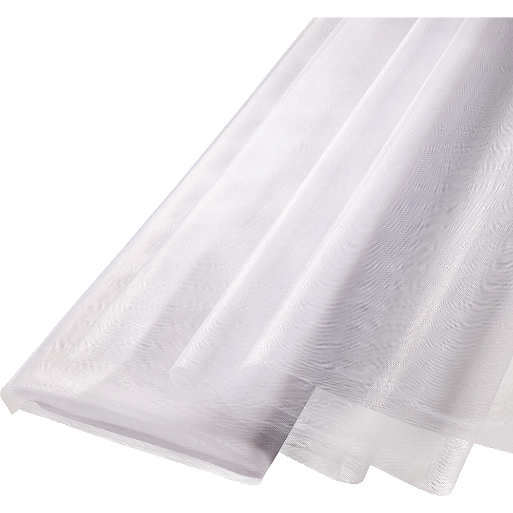 Nav Item for White Tulle Bolt Image #1