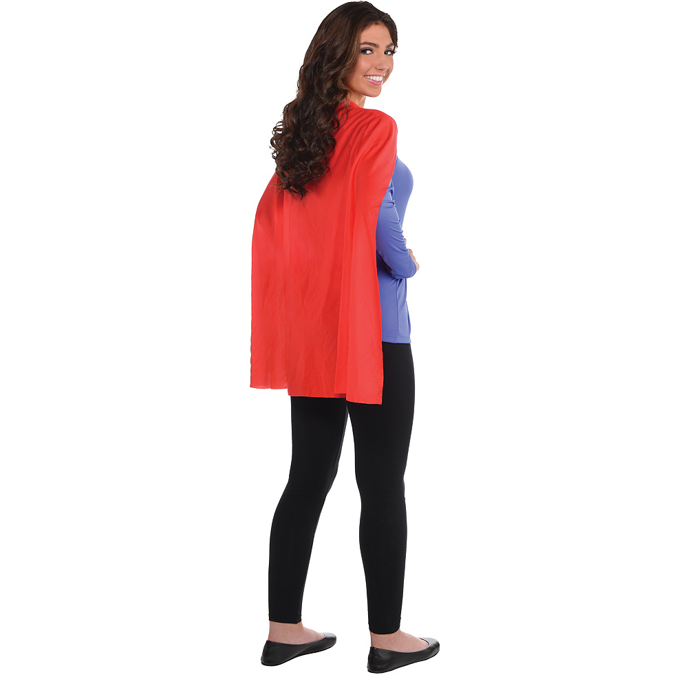 Red Cape Image #1