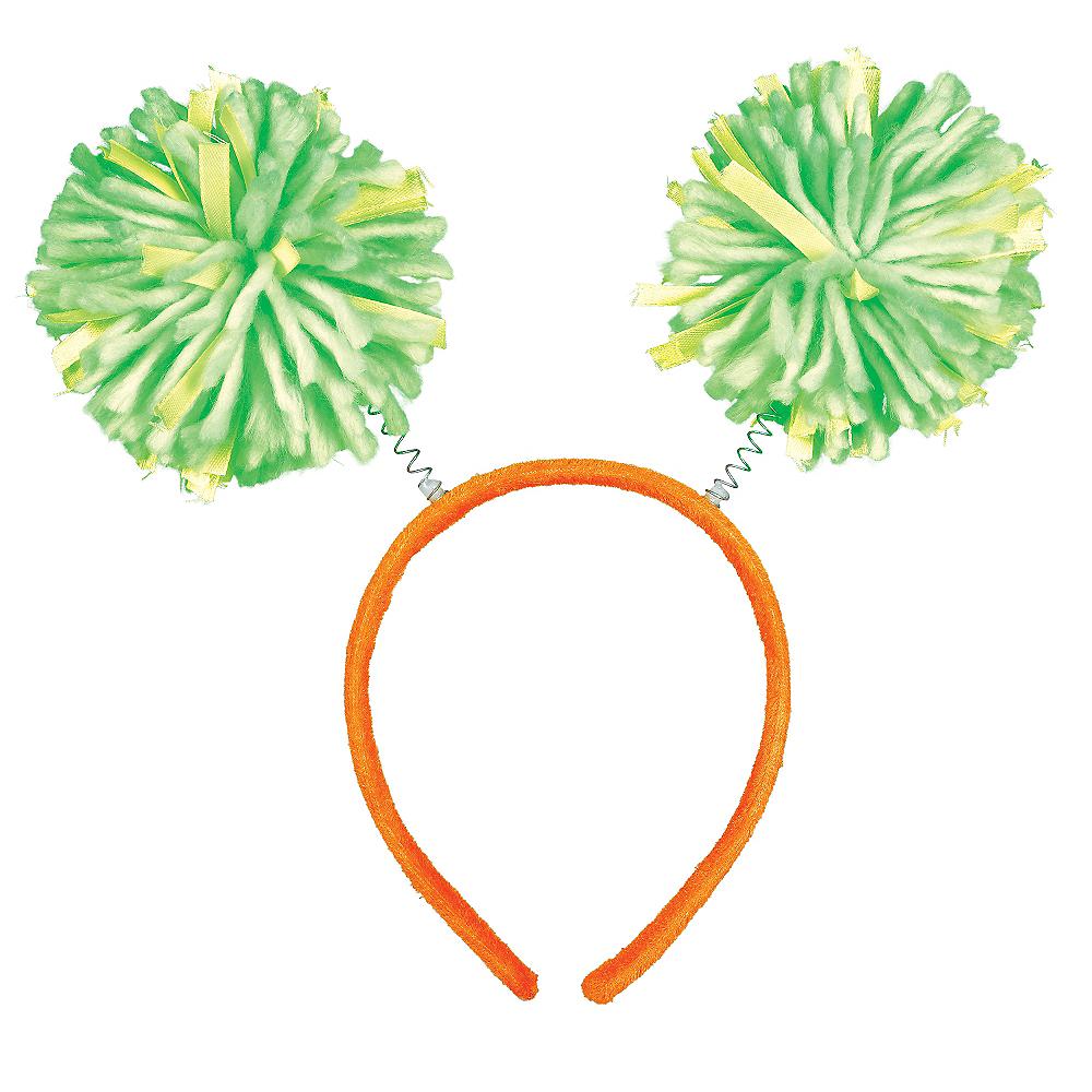 Neon Pom-Pom Head Bopper Image #1