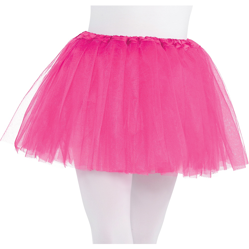 Nav Item for Child Pink Tutu Image #1