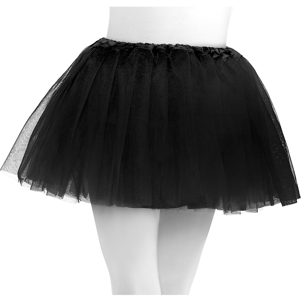 Child Black Tutu Image #1