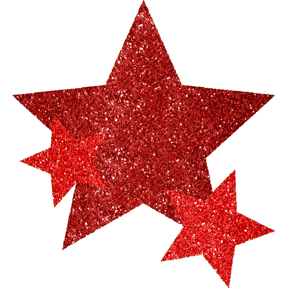 Red Star Body Jewelry Image #1