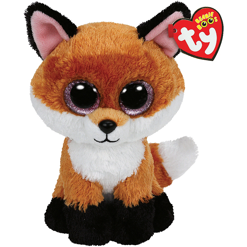 Slick Beanie Boo Plush Toy 6in  15a4b07ab