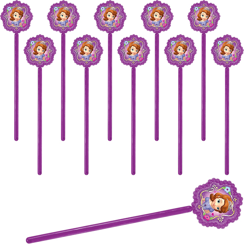 Sofia the First Wands 48ct Image #1
