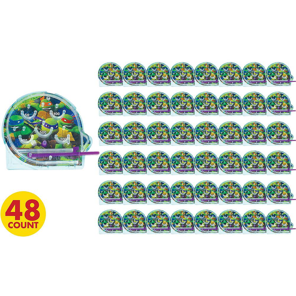 Teenage Mutant Ninja Turtles Pinball Games 48ct Image #2