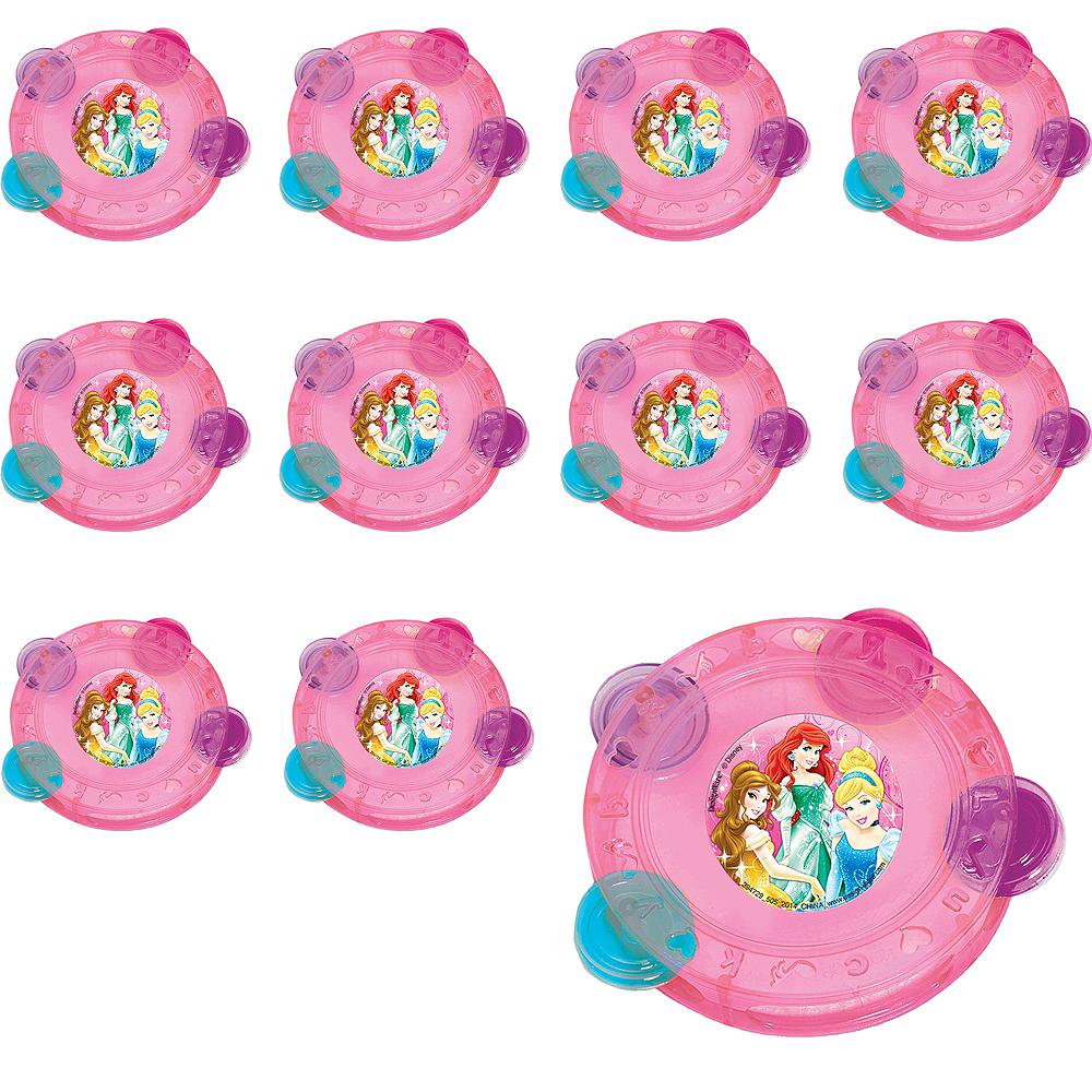 Disney Princess Tambourines 24ct Image #1