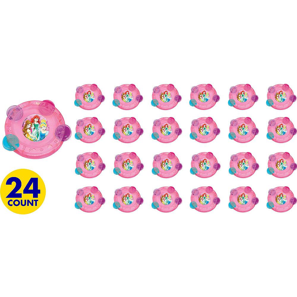 Disney Princess Tambourines 24ct Image #2