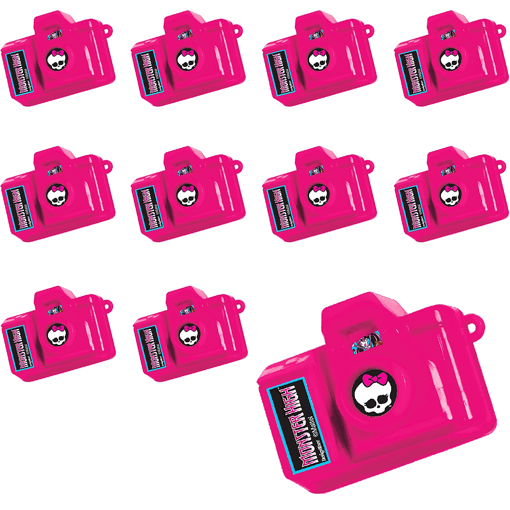 Monster High Click Cameras 24ct Image #1