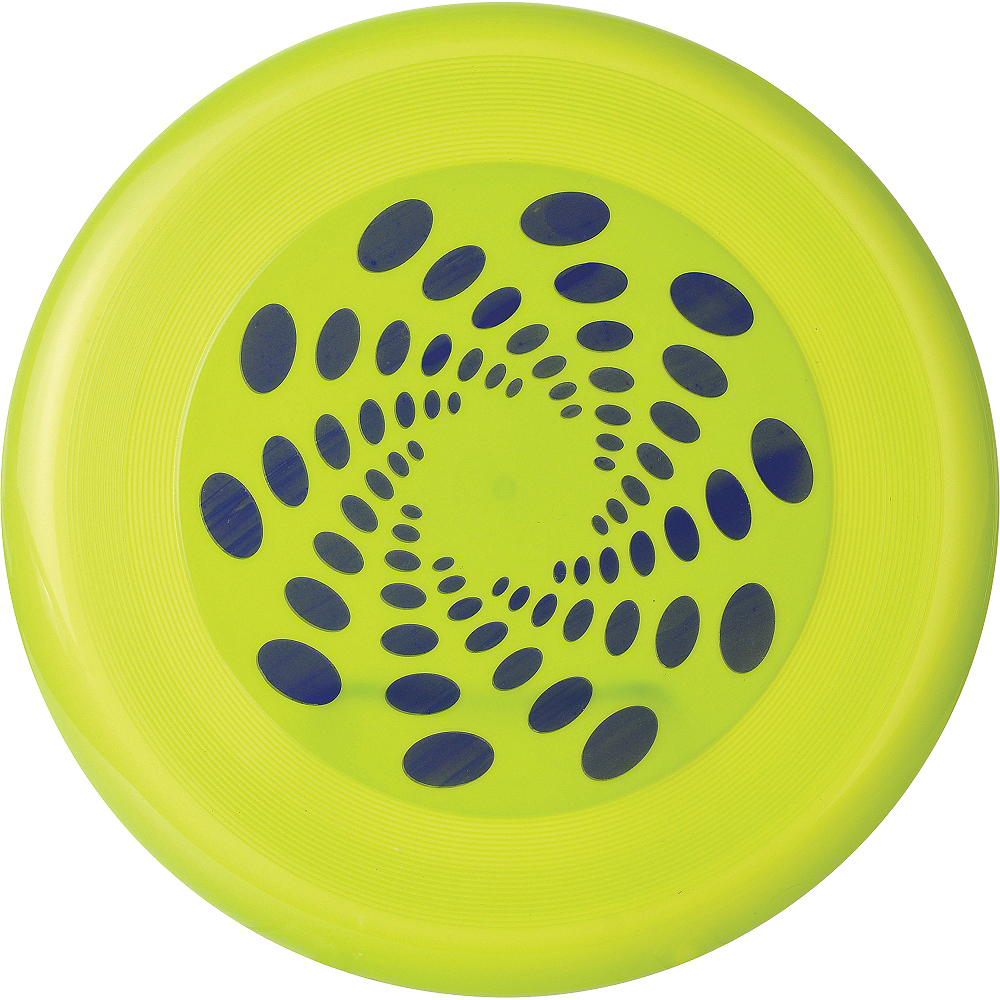 Green Vortex Flying Disc Image #1