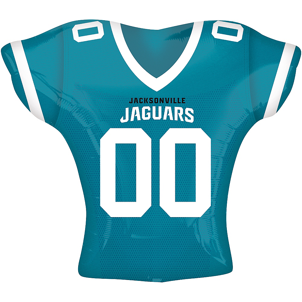 Jacksonville Jaguars Balloon 26in x 25in Jersey | Party City Canada  9XfnszoZ