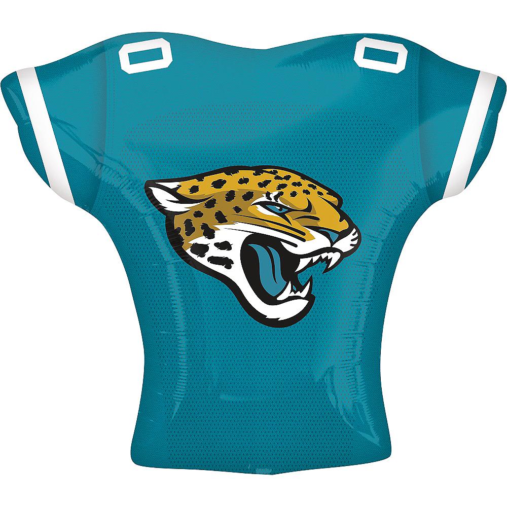 Jacksonville Jaguars Balloon - Jersey Image #2