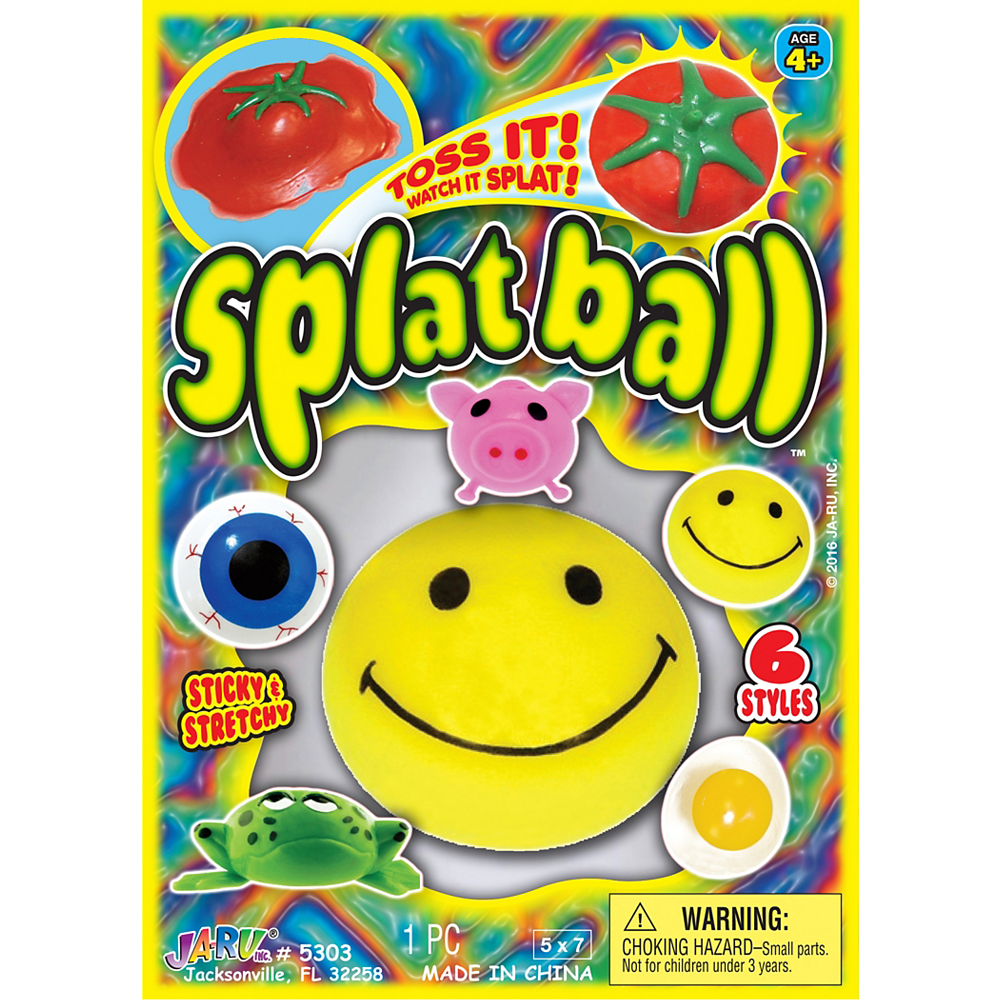 Splat Ball Image #4