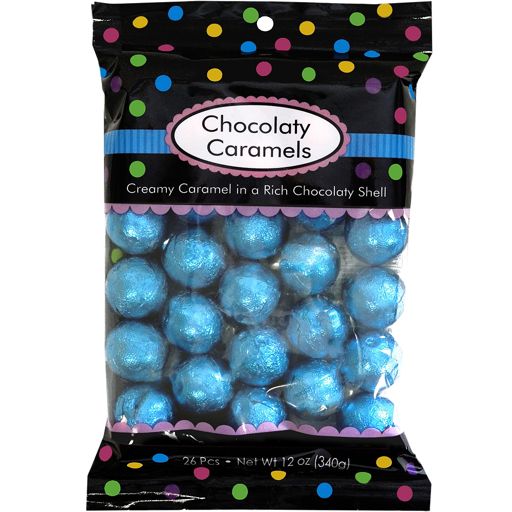 Nav Item for Caribbean Blue Caramel Balls 26pc Image #1
