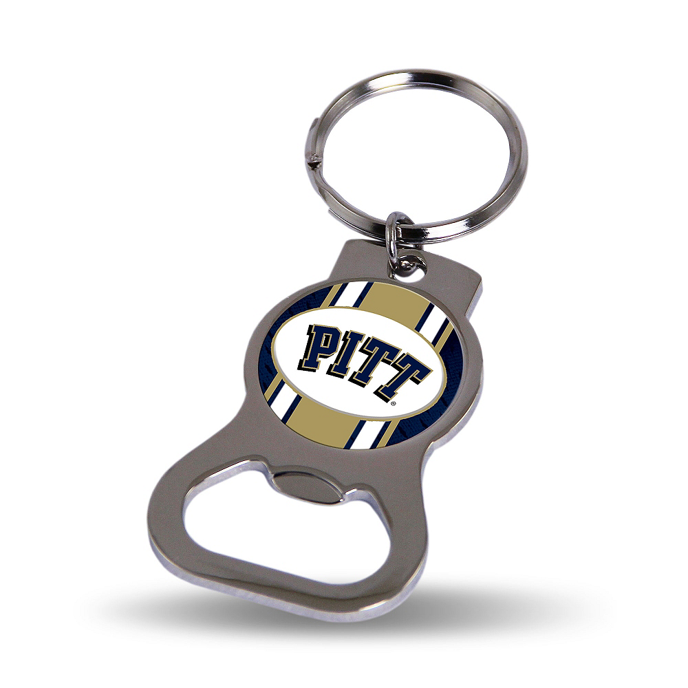 Pittsburgh Panthers Bottle Opener Keychain Image #1