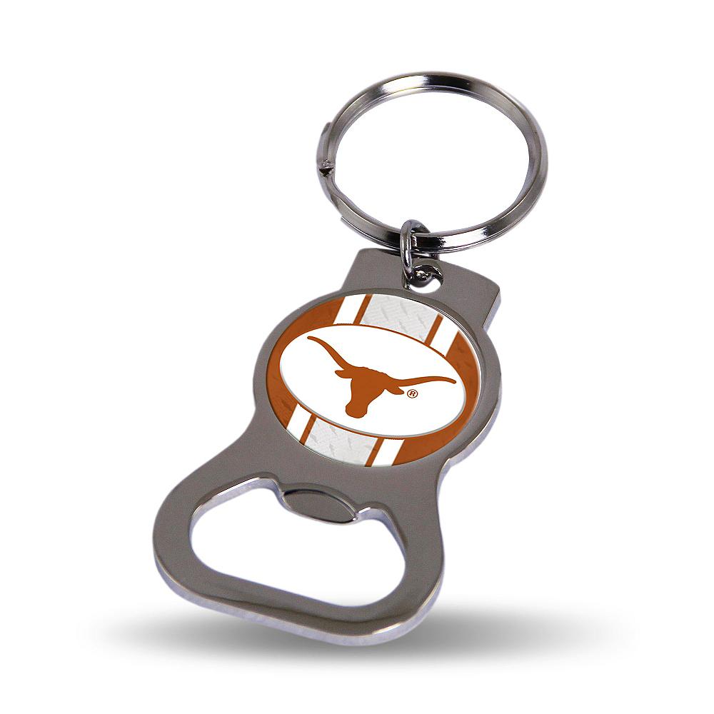 Texas Longhorns Bottle Opener Keychain Image #1