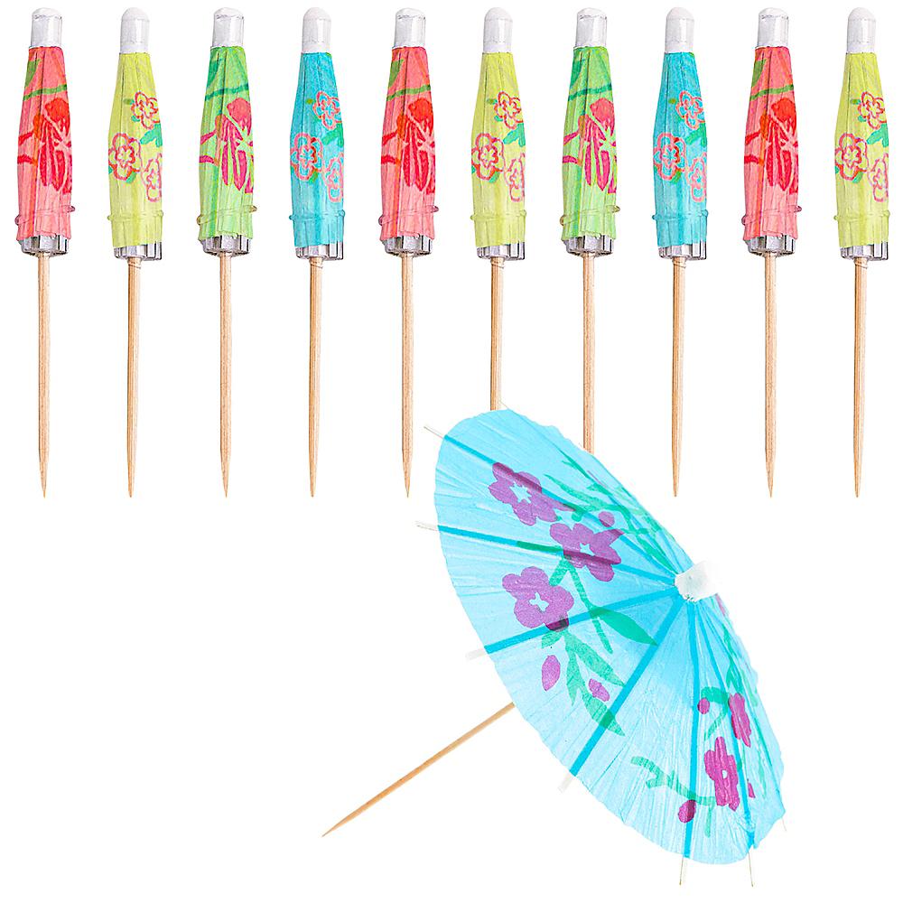 Jumbo Umbrella Picks 24ct Image #1