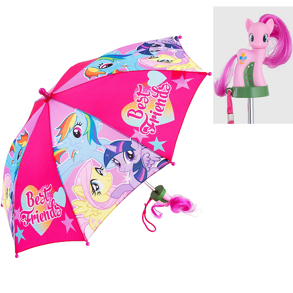 Child My Little Pony Umbrella 26in x 21in  d57a1ed311d8