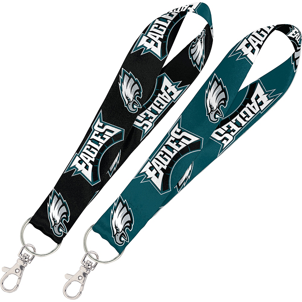 Philadelphia Eagles Key Strap Lanyard Image #1