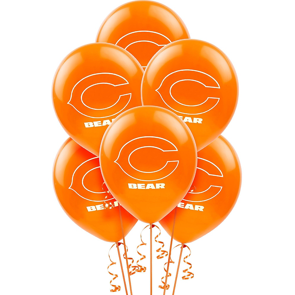 Super Chicago Bears Party Kit for 18 Guests Image #7
