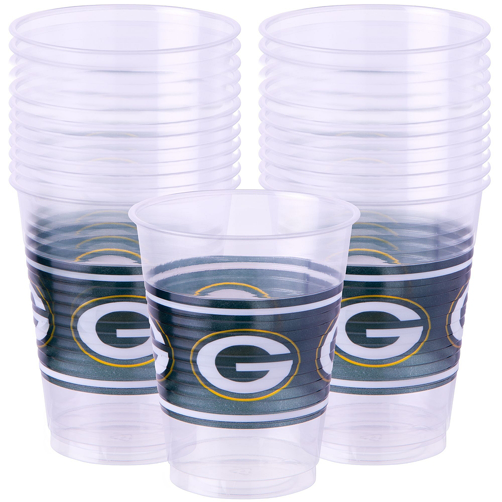 Super Green Bay Packers Party Kit for 18 Guests Image #4