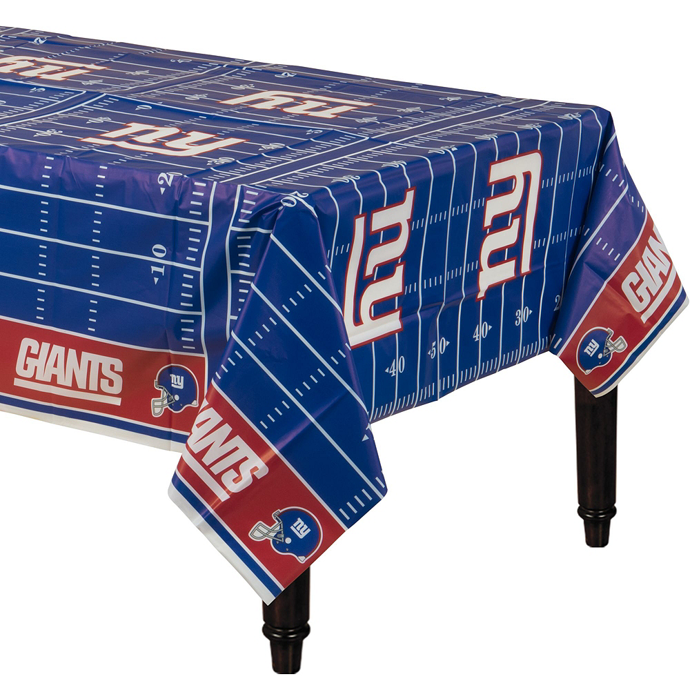 Super New York Giants Party Kit for 18 Guests Image #5