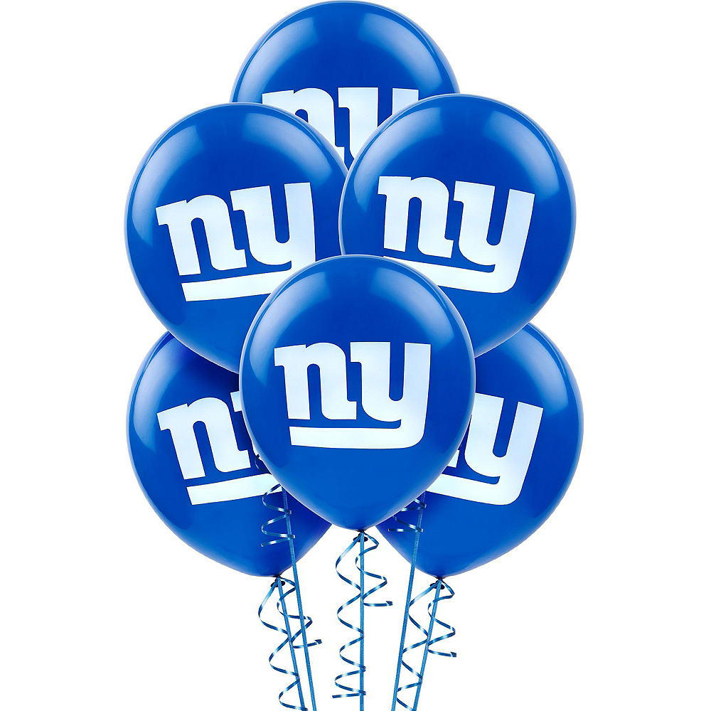 Super New York Giants Party Kit for 18 Guests Image #7