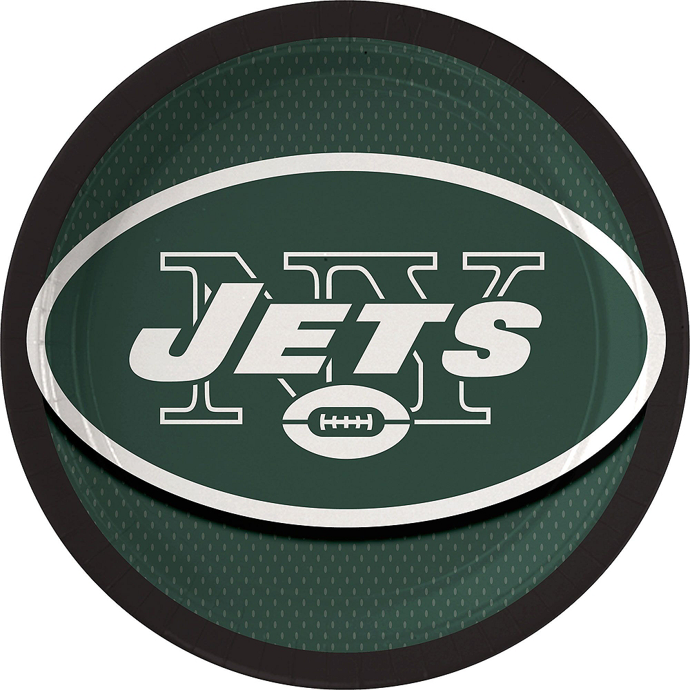 Super New York Jets Party Kit for 18 Guests Image #7
