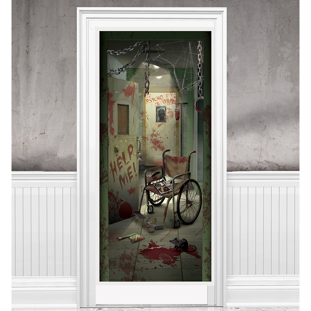 Asylum Door Cover Image #1