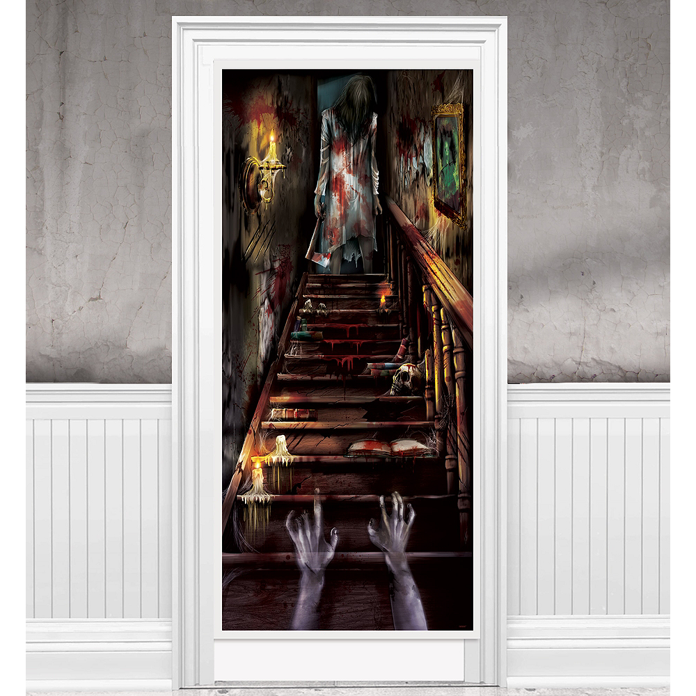 Haunted Mansion Door Cover Image #1