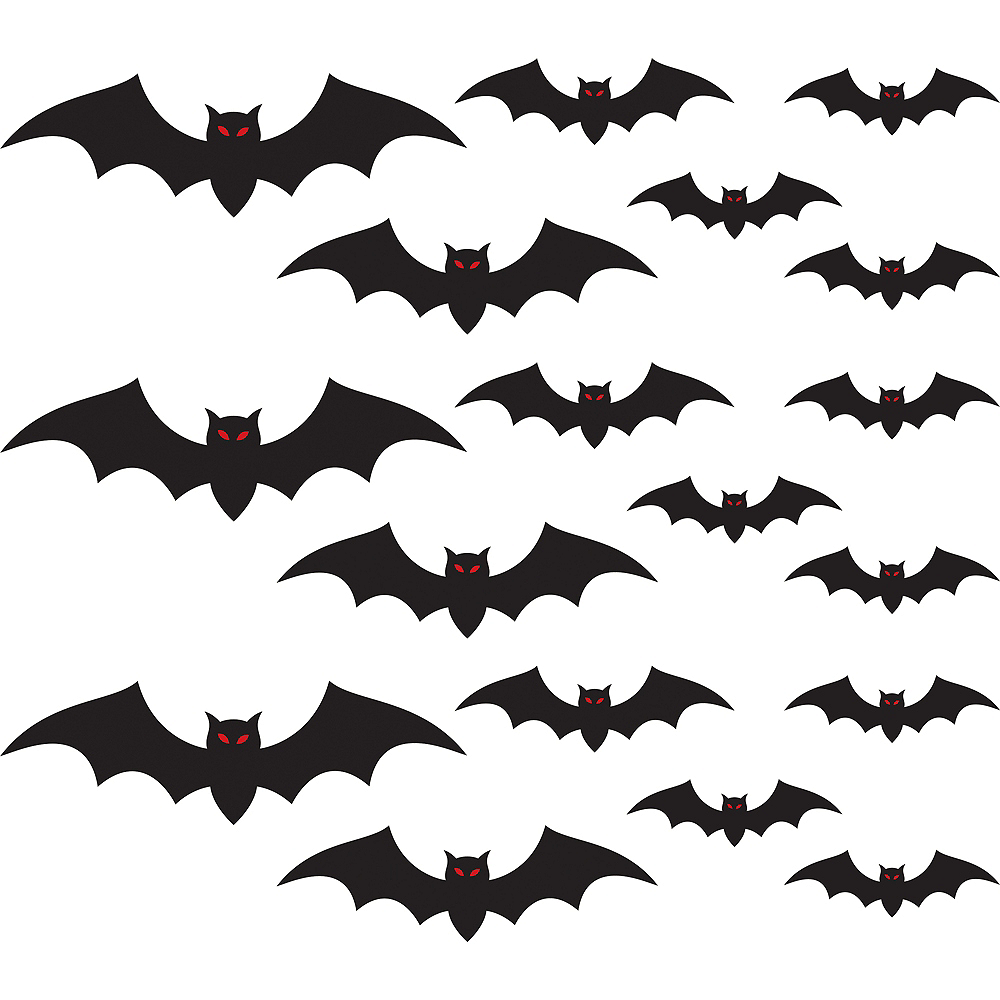 Bat Cutouts 30ct