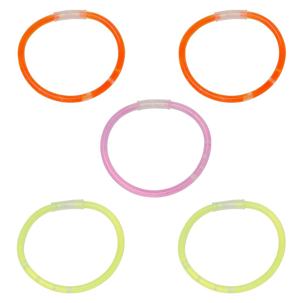 Halloween Glow Bracelets 5ct Image #2