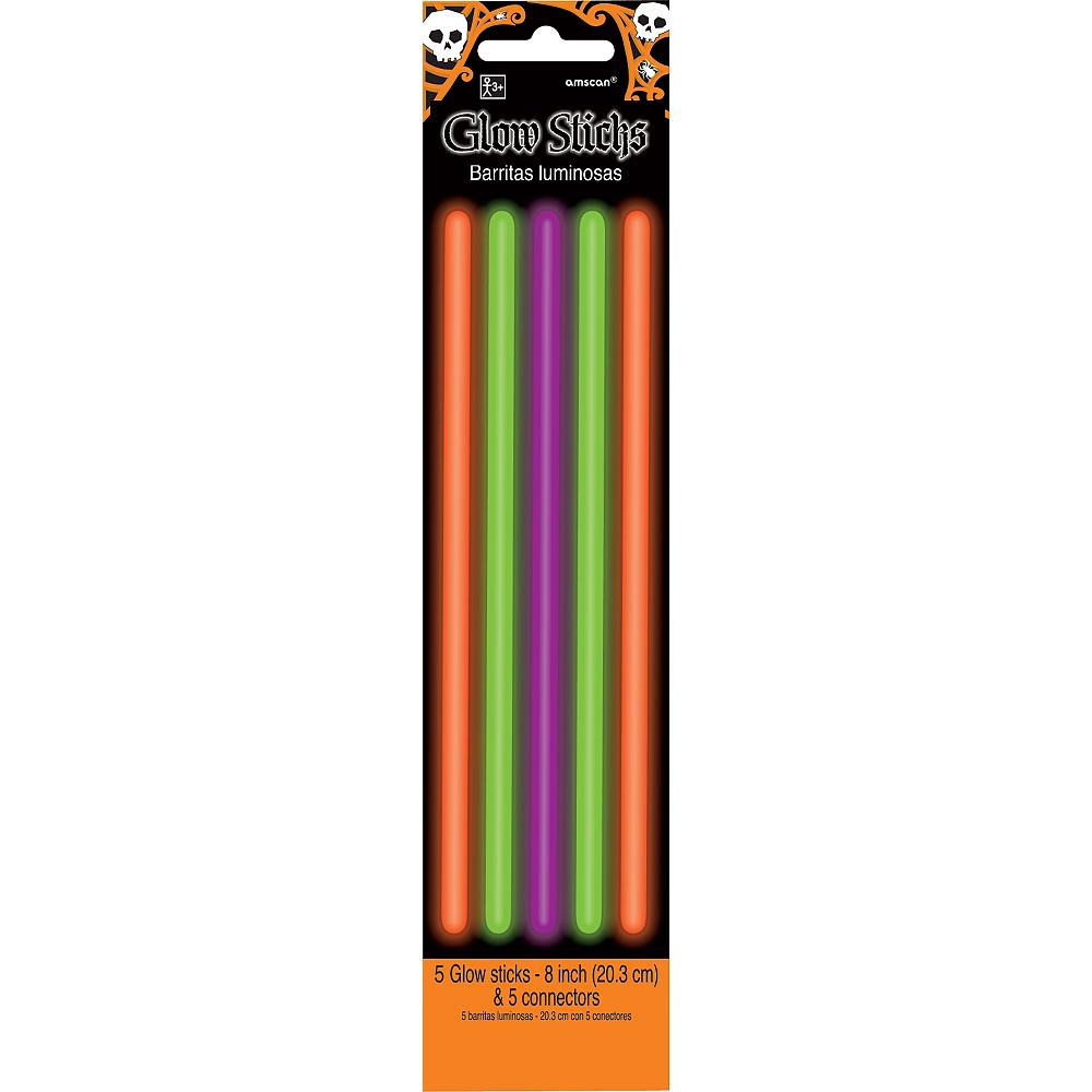 Halloween Glow Bracelets 5ct Image #4