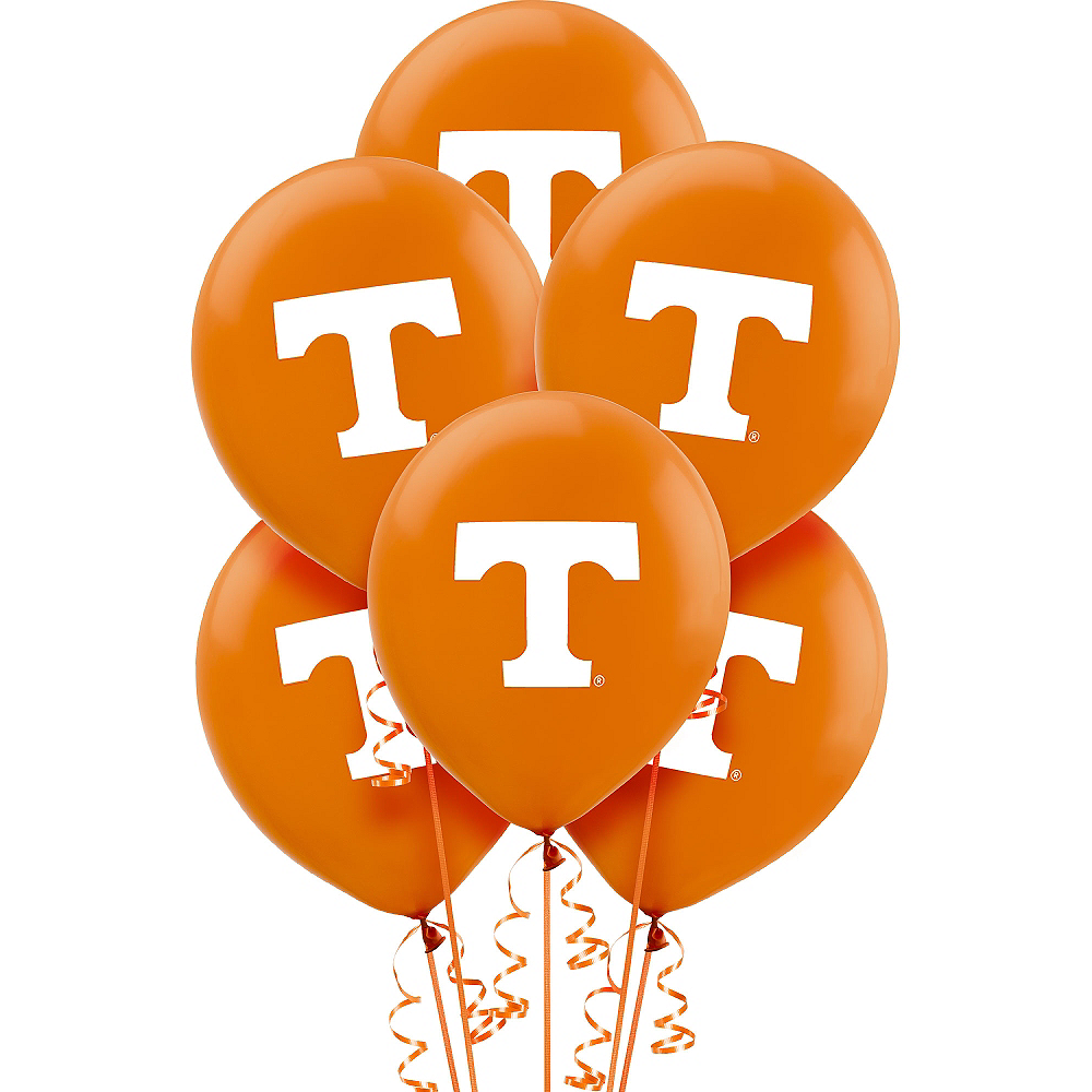 Tennessee Volunteers Balloons 10ct Image #1