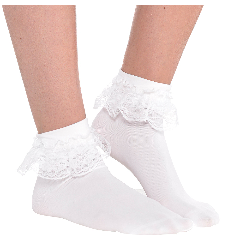 Nav Item for 50s Bobby Socks Image #1